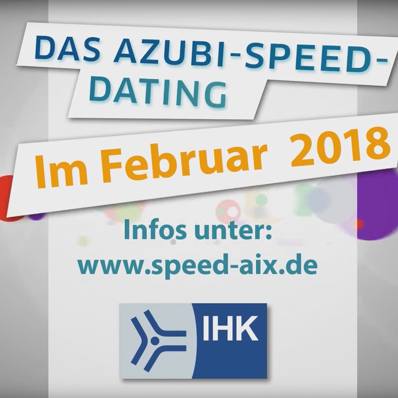 Speed-dating für über 60